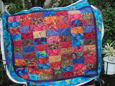 Pam Cakes Quilt