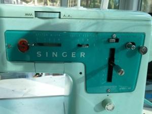 Turqoise Singer 347