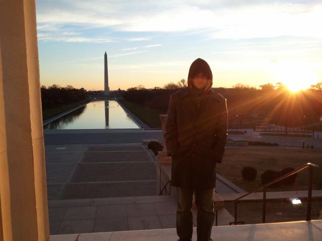 Washington Mall at Sunrise