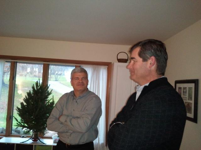 Doug and Jim