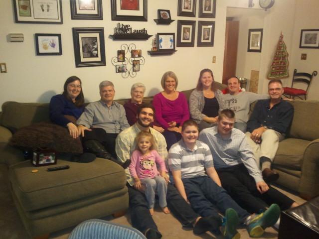 The Whole East Coast Family