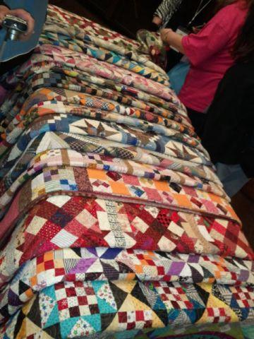 Bonnie's quilts