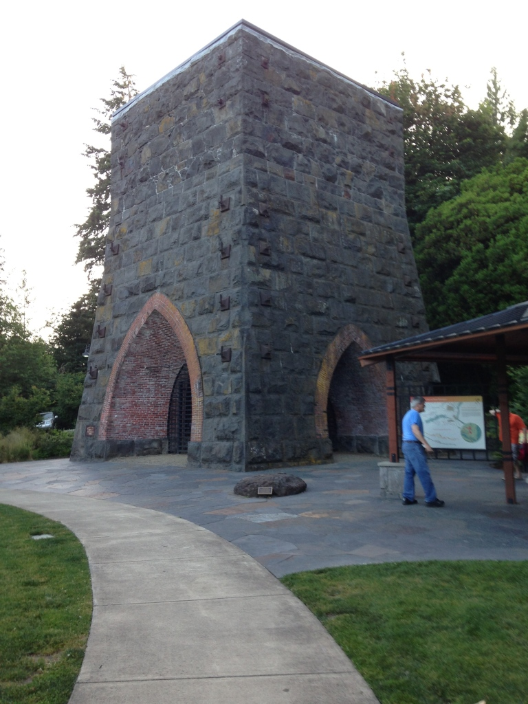 Oregon Iron Co Furnace
