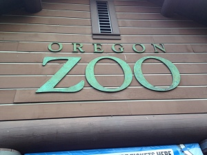 Oregon Zoo 2014 Sign