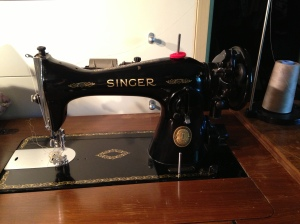 Priscilla sewing machine