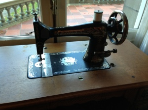 Pittock Mansion sewing machine