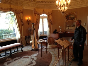 Pittock Mansion music room