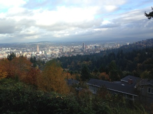 Pittock Mansion view 2