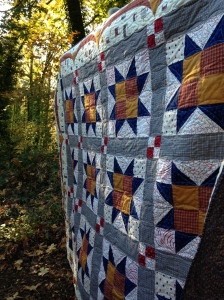 Quilt of Valor 1 side view