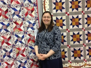 My quilts in quilt show