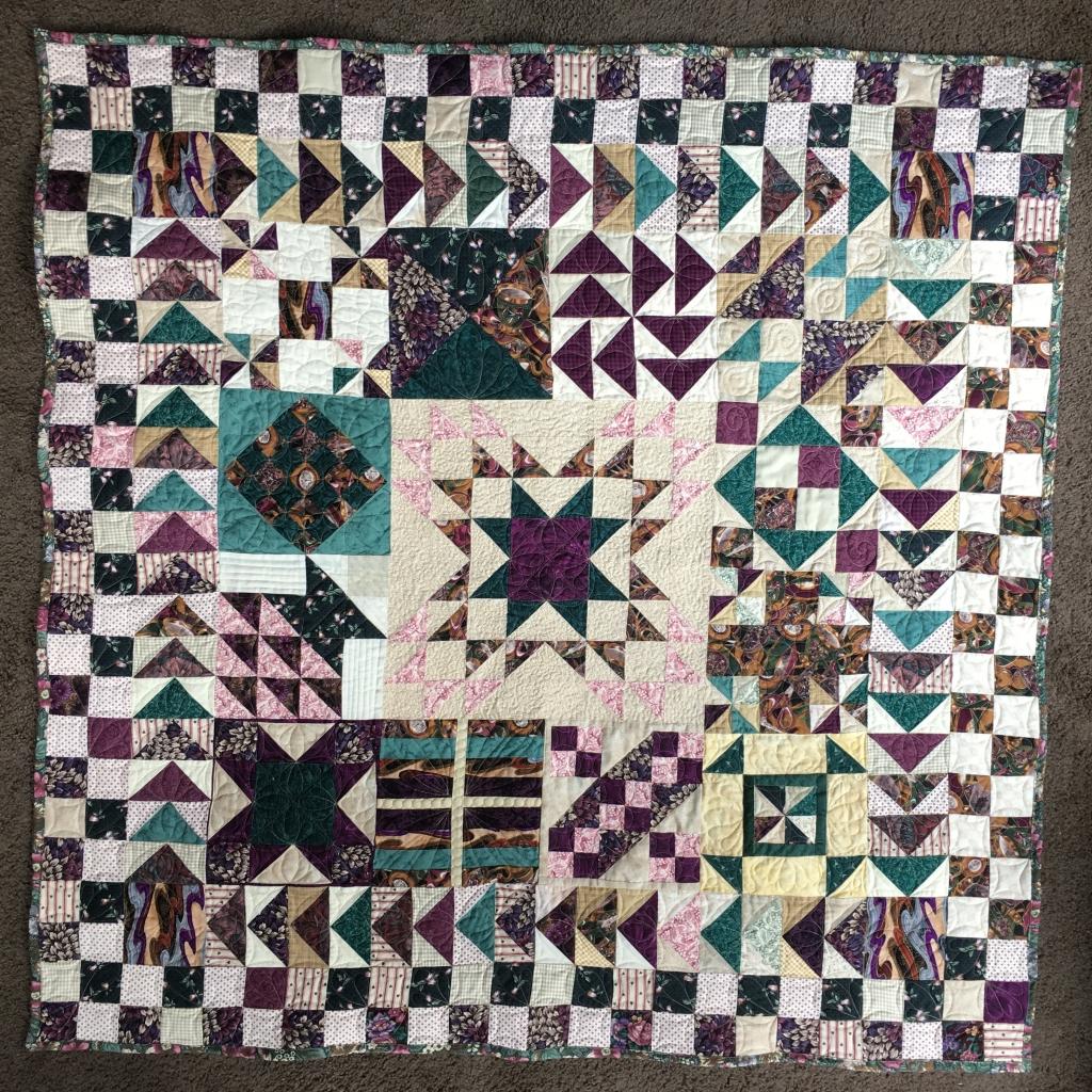 Bid-n-buy quilt